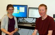 Hammond '14 and Smith '14 Create New Text Analysis Software