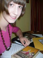 Kelsey Brow '12