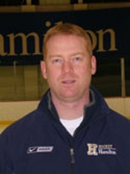 Brendon Knight has stepped down from his role as head women's ice hockey coach to accept a coaching position at Syracuse University.