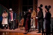 A scene from <em>Ma Rainey's Black Bottom</em>.