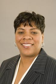 Hamilton College women's basketball coach Melissia Patterson