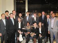 New York City Program students attended a NY Philharmonic concert.
