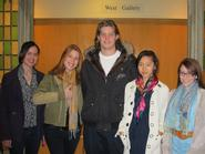 Erin Sullivan, Tara Collins, Peter Wheelwright, Linda Zhang and Caroline Epstein.