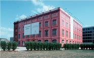 Schinkel's Bauakademie in Berlin.