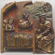 Schwaz Nativity, ca. 1500-1510