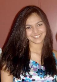 Amina Sibtain '11, Hamilton's 25th GOLD Scholar