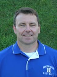 Head softball coach Bill Spicer