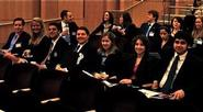 Washington Students at State Department Conference