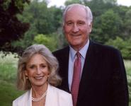 Keith '50 and Wendy Wellin