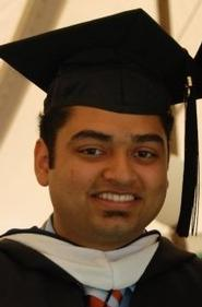 Zeeshan Haider '09 perseveres in landing first job despite current employment climate