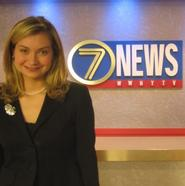 WWNY TV Says Goodbye to Alexandra Field '06
