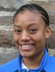Akilah Bond '09 is Named Hamilton's Sixth GOLD Scholar