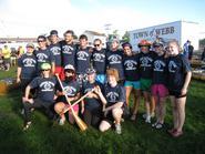 Marathon Canoe Racing Team Competes in Adirondack Classic
