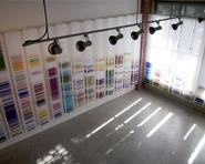 <em>Chromosome Painting</em> by Geraldine Ondrizek at Kirkland Arts Center, Kirkland, Wash.