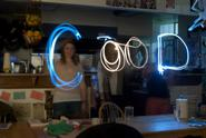 A light painting by Eunice Choi '14.