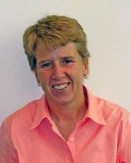Associate Director of Athletics Kerri Fagan