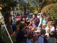 Fall Fest unites the Hamilton and Clinton communities.