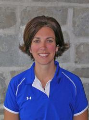 Head coach Patty Kloidt