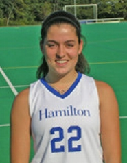 Mary Lancaster '12