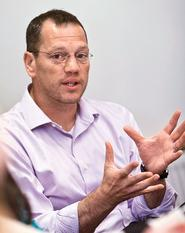 Doug Lemov '90 Returns to Hill to Talk Education Reform