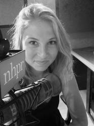 Hallie Loft '15 Interned at New Hampshire Public Radio