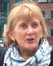 Barbara Madeloni K '81.