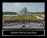 The Quantico Marine Corps Band