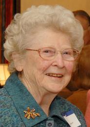 Patsy Couper W'44