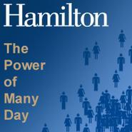 Hamilton Celebrates The Power of Many Day