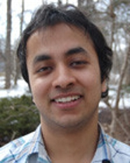 Pragyan Pradhan '08 is Named Hamilton's Eleventh GOLD Scholar