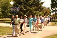 The Class of 1960 is celebrating its 50th reunion.