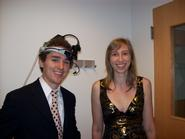 Clifford Robbins '10 and Sarah Bookbinder '10
