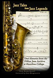 Jazz Tales from Jazz Legends by Monk Rowe