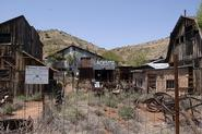 A ghost town in Sasco, Ariz., will be explored by two Smallen Creativity grant recipients.