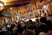 A jazz performance will take place on Sept. 27 in the Fillius Events Barn.