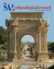Hamilton Authors Publish in <em>SAA Archaeological Record</em>