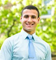 Nick Solano '14 Explores Lobbying in D.C.
