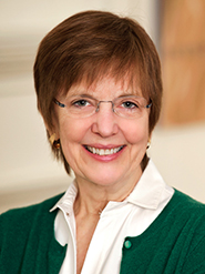 President Joan Hinde Stewart
