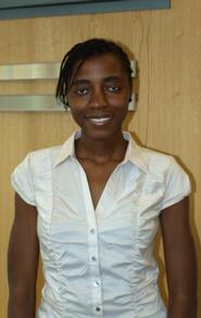 Pauline Wafula '13