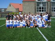 2010 Hamilton College women's lacrosse team