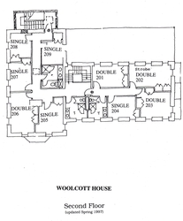 Woollcott - 2nd Floor