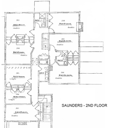 Saunders -2nd Floor