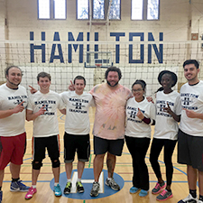 How I Set Your Mother, the Fall 2015 Intramural Volleyball Champions