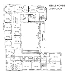 Eells House - 2nd Floor