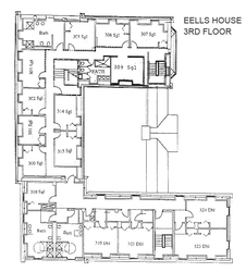 Eells House - 3rd Floor