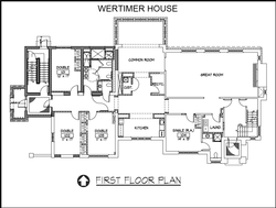 Wertimer House - 1st Floor