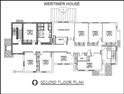 Wertimer House - 2nd Floor