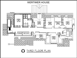 Wertimer House - 3rd Floor