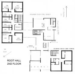 Root Hall - 2nd Floor