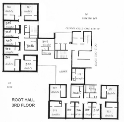 Root Hall - 3rd Floor